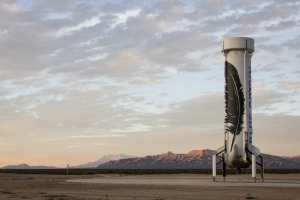 Blue Origin to Bring its Historic, Flown New Shepard Reusable Rocket and Crew Capsule to EAA AirVenture Oshkosh 2017