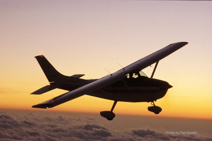 Cessna Flyer Association - Inspection Tips for the Cessna 182