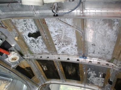Cessna Flyer Association Spotting Airframe Corrosion And