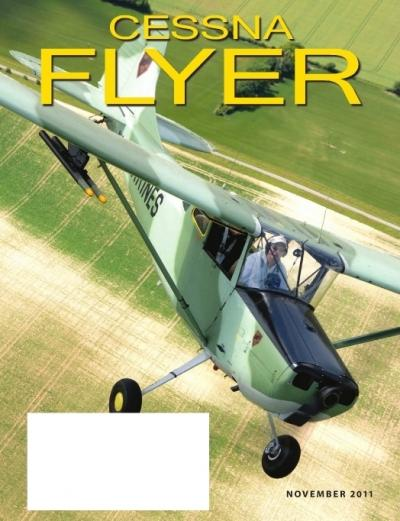 November 2011 Cessna Flyer Magazine
