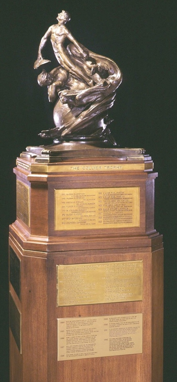 Upcoming Nomination Deadline for the  Robert J. Collier Trophy