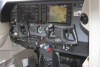 While this Cessna T182 Turbo Skylane has a Garmin 1000 glass display, it still has the same basic pitot and static systems as older aircraft.