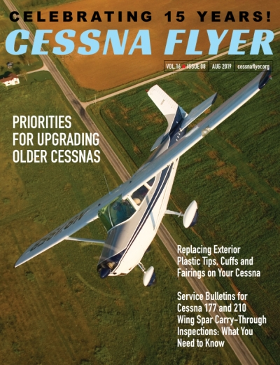 AUGUST 2019 CESSNA FLYER MAGAZINE