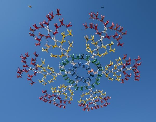 EAA AirVenture Oshkosh 2015 To Host World-Record Skydiving Attempts During Afternoon Air Shows