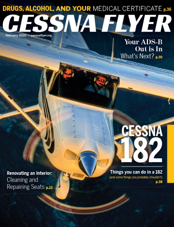 FEBRUARY 2020 CESSNA FLYER MAGAZINE