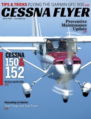 MARCH 2020 CESSNA FLYER MAGAZINE
