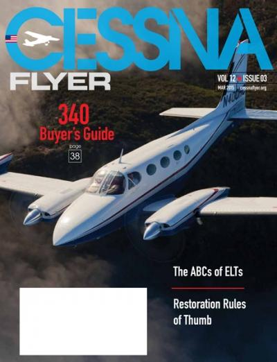 March 2015 Cessna Flyer magazine