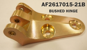 Airforms, Inc. Awarded FAA PMA Approvals Cessna 208/208B Door Hinge Halves