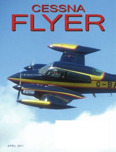 April 2011 Cessna Flyer Magazine