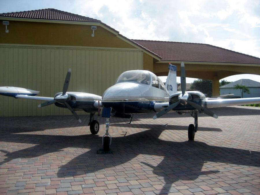 Cessna Flyer Association - Cessna 310 Improving a Legend
