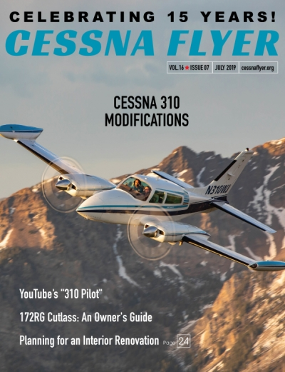 JULY 2019 CESSNA FLYER MAGAZINE