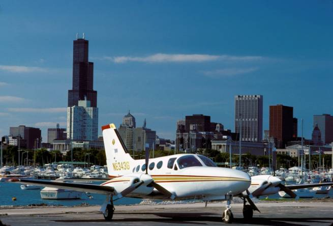 Cessna's Big Twins: The 400 Series