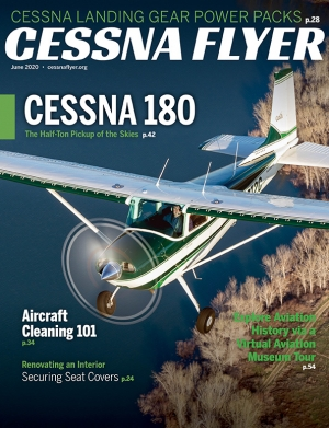 JUNE 2020 CESSNA FLYER MAGAZINE