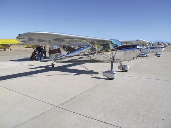 Cessna Flyer Association - Maintenance & Technical