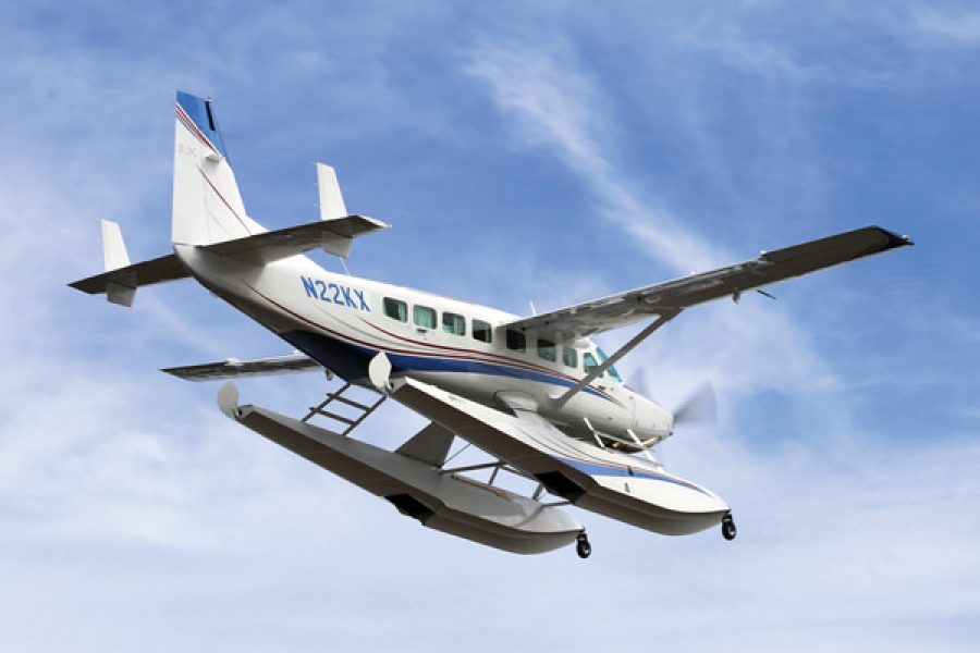 Cessna Flyer Association - One Family's Cessna Grand Caravan