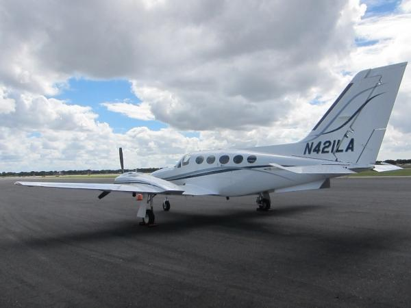 Deserving of Respect and Praise: Cessna's 421C