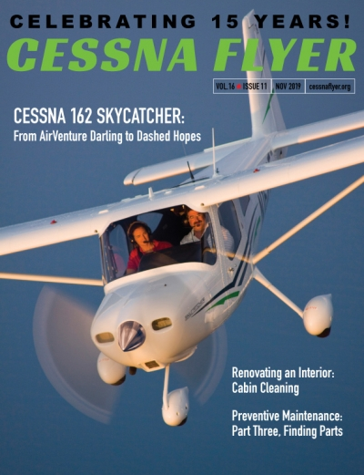 November 2019 CESSNA FLYER MAGAZINE