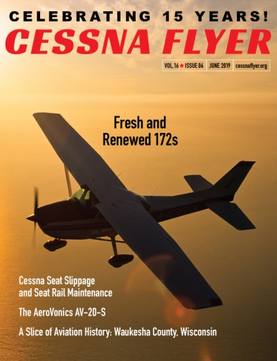 JUNE 2019 CESSNA FLYER MAGAZINE