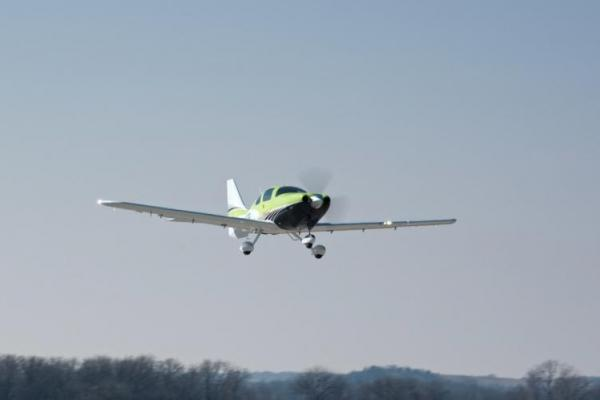 TTx First Production Flight a Success
