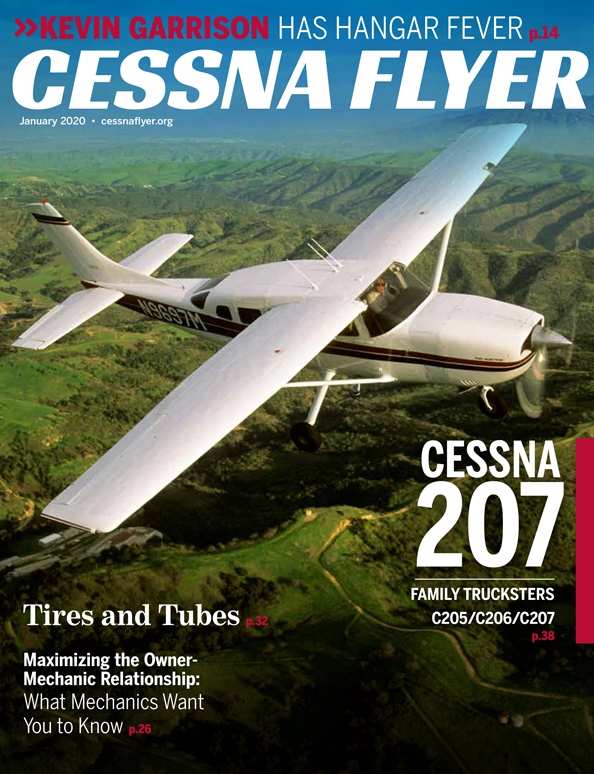 JANUARY 2020 CESSNA FLYER MAGAZINE
