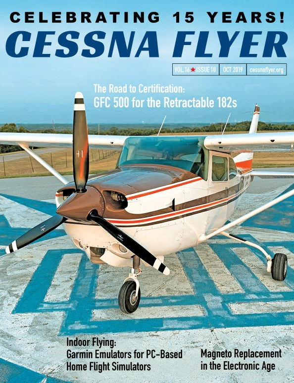 OCTOBER 2019 CESSNA FLYER MAGAZINE