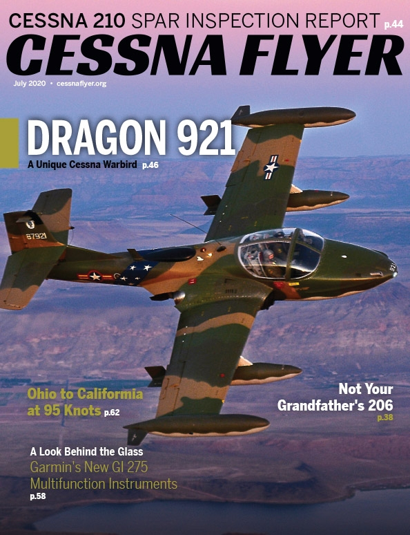 JULY 2020 CESSNA FLYER MAGAZINE