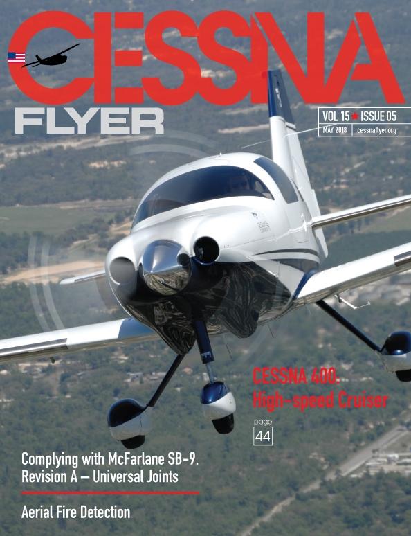 Cessna Flyer Association - Cessna Flyer 2018 Online Magazines