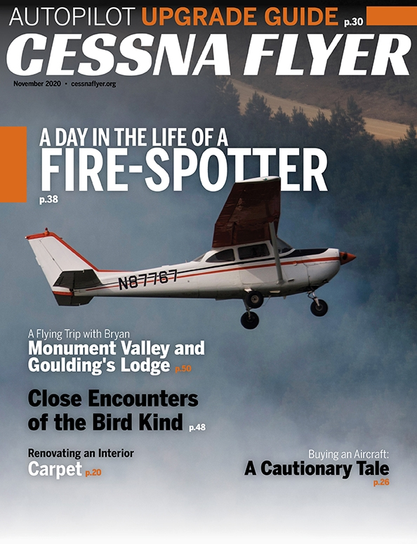 NOVEMBER 2020 CESSNA FLYER MAGAZINE