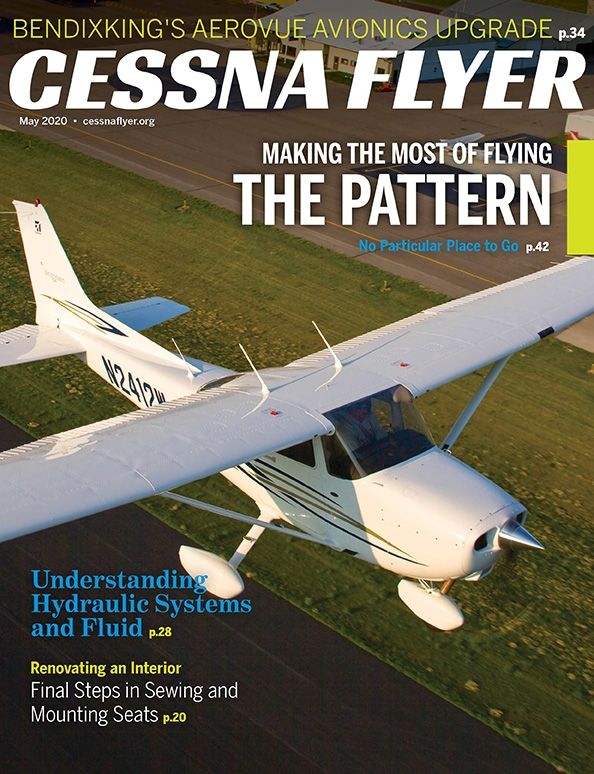MAY 2020 CESSNA FLYER MAGAZINE