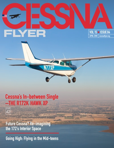 April 2018 Cessna Flyer magazine