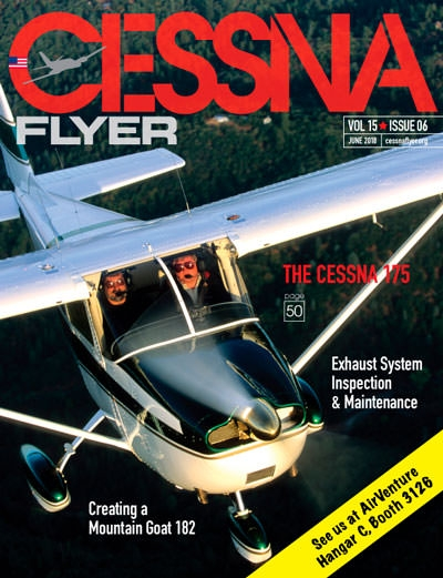June 2018 Cessna Flyer Magazine