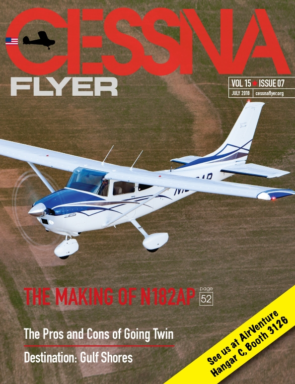 JULY 2018 CESSNA FLYER MAGAZINE