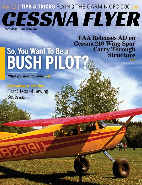 APRIL 2020 CESSNA FLYER MAGAZINE