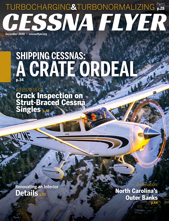 DECEMBER 2020 CESSNA FLYER MAGAZINE