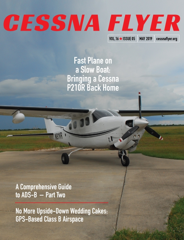 MAY 2019 CESSNA FLYER MAGAZINE