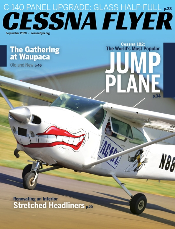 SEPTEMBER 2020 CESSNA FLYER MAGAZINE