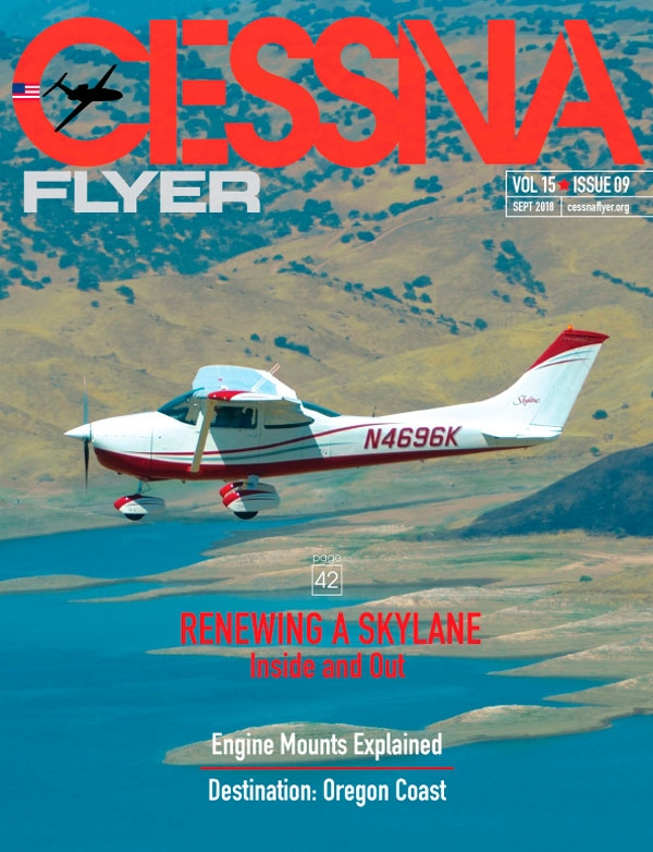 SEPTEMBER 2018 CESSNA FLYER MAGAZINE