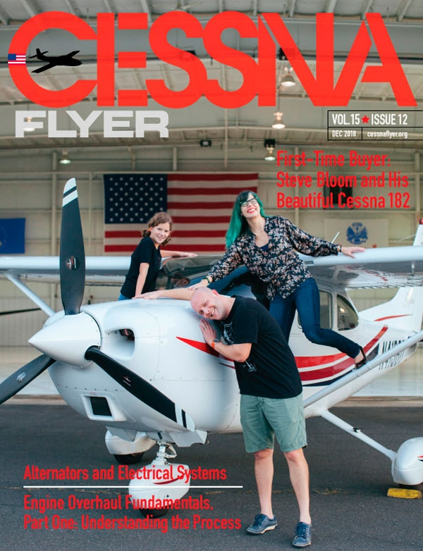 DECEMBER 2018 CESSNA FLYER MAGAZINE