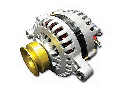 HARTZELL ENGINE TECHNOLOGIES NOW EXCLUSIVE SUPPLIER OF PLANE-POWER ALTERNATOR ASSEMBLIES FOR LYCOMING ENGINES.