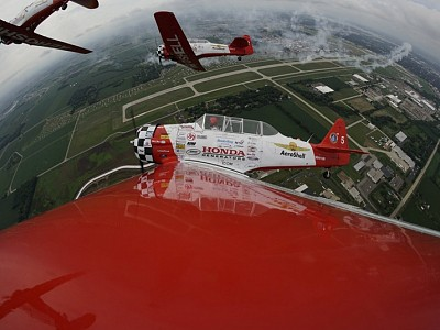 TOP AIR SHOW PERFORMERS COMMIT TO EAA AIRVENTURE OSHKOSH 2017