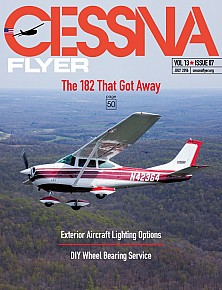 July 2016 Cessna Flyer magazine