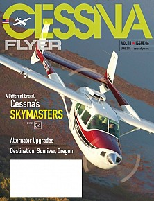 June 2014 Cessna Flyer Magazine