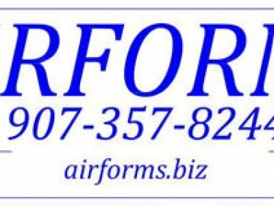 Airforms, Inc. Awarded STC for Cessna 208/208B Passenger Airstair Step
