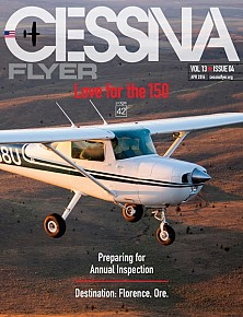 April 2016 Cessna Flyer magazine