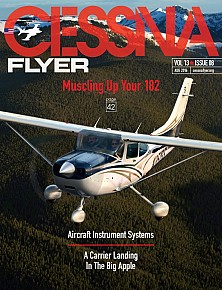 August 2016 Cessna Flyer magazine
