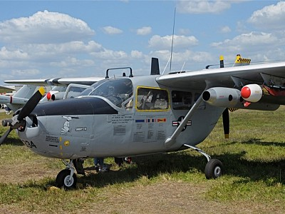 A Different Breed: Cessna's Skymasters