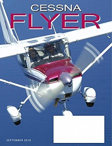 September 2010 Cessna Flyer Magazine