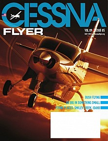 May 2012 Cessna Flyer Magazine