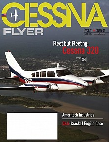 April 2014 Cessna Flyer Magazine