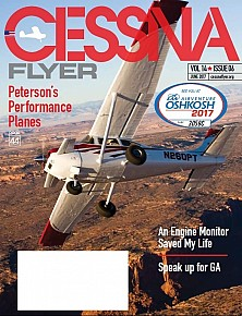 June 2017 Cessna Flyer magazine